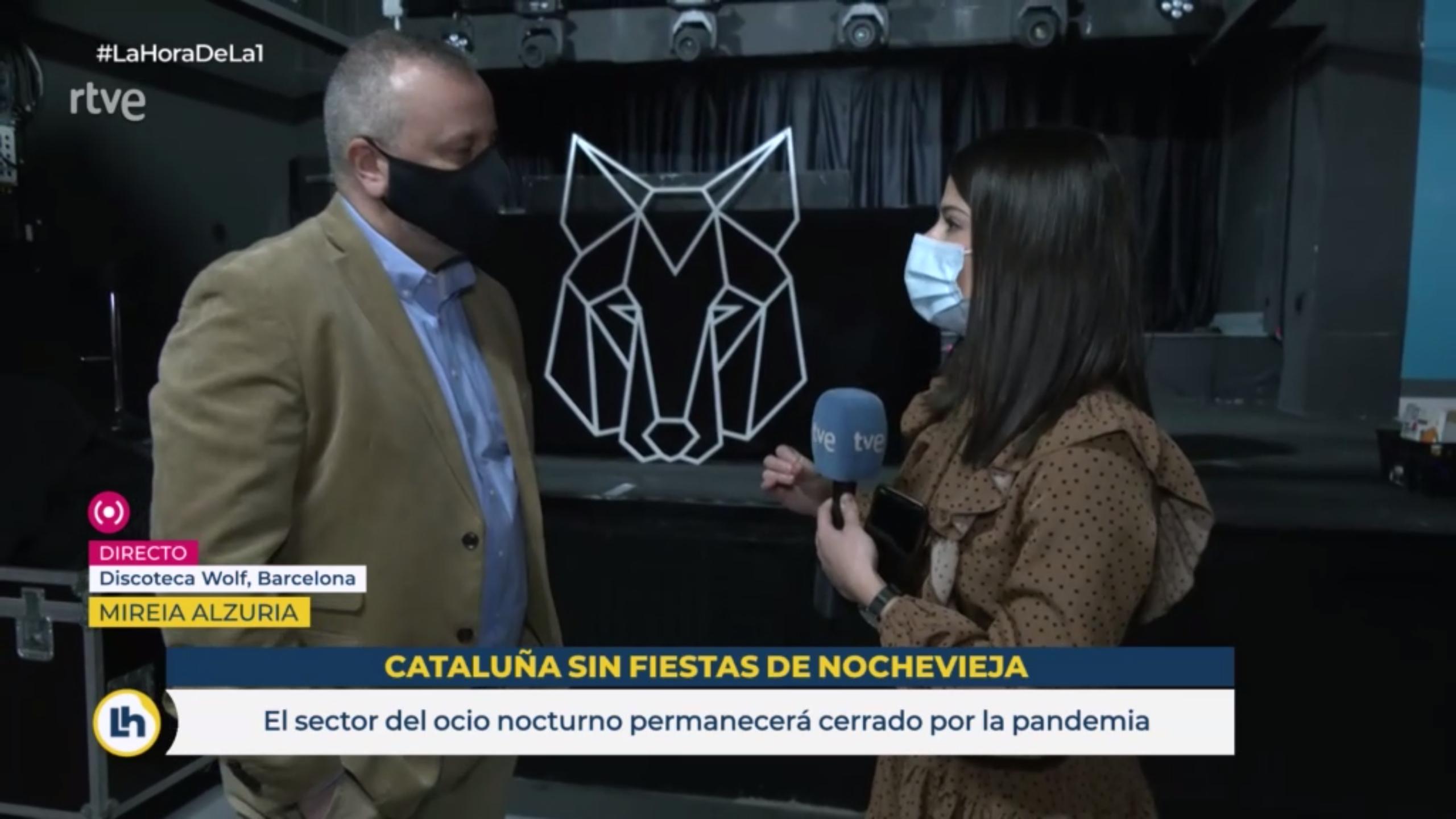 RAMÓN MAS ENTREVISTADO EN WOLF BCN