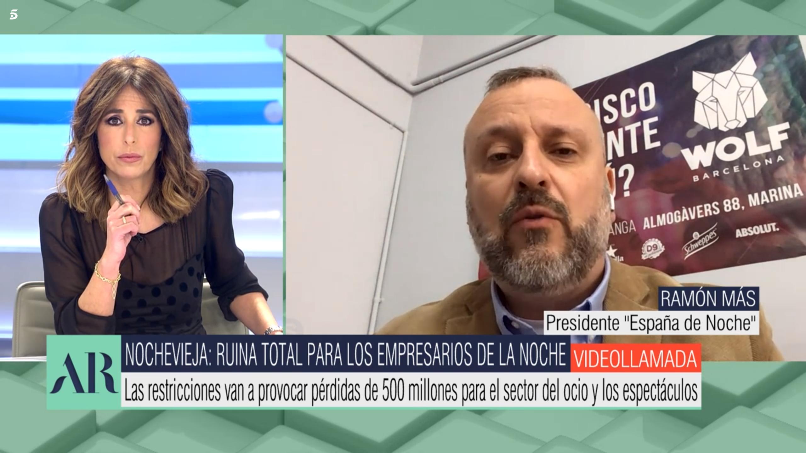 Ramón Mas en AR