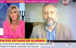 """La patronal del ocio nocturno pide abrir o España se convertirá en un """"macrobotellón"""""""