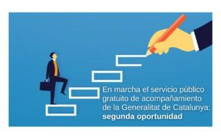 Servicio gratuito de acompañamiento: Con el objetivo de informar y orientar a las personas que se encuentren en una situación económica de insolvencia.